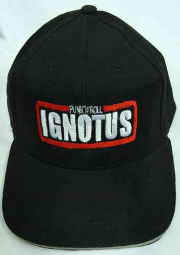 Gorra bordada Ignotus