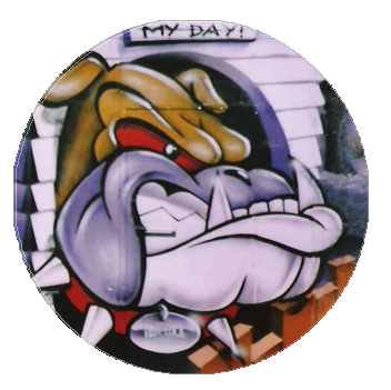 Chapa Graffitti Bulldog