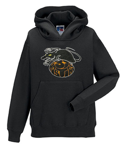 Sudadera bordada 37 Hostias